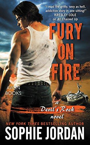 Fury on Fire: A Devil's Rock Novel (Women Watches Boum)