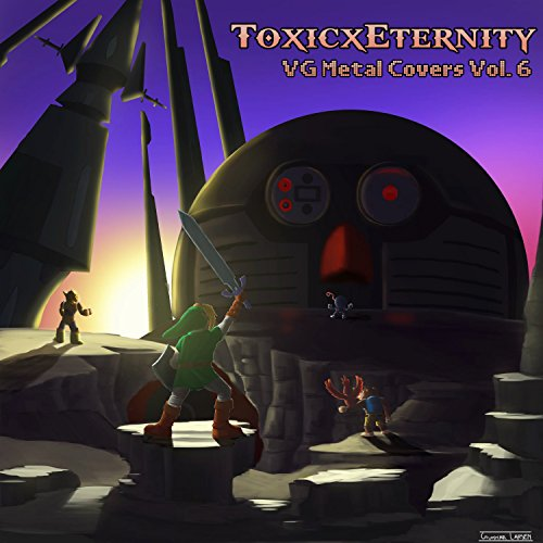 VG Metal Covers Vol. 4 by ToxicxEternity on Amazon Music ...