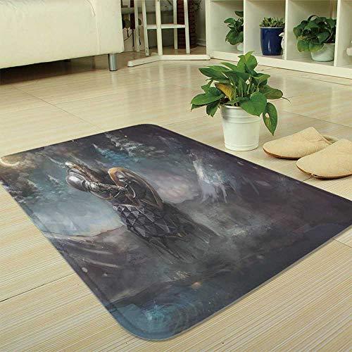 YOLIYANA Custom Carpet,Fantasy,for Children Bedroom Corridor,35.43