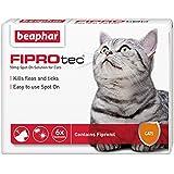 Beaphar FIPROtec Spot on Cat 6 Pipettes