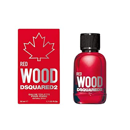 Profumo Dsquared Red Wood Dsquared2 Pour Femme Eau de
