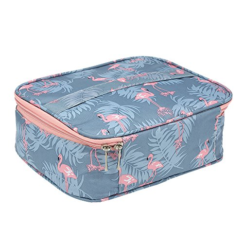 Capacity Bag - Portable Travel Makeup Cosmetic Bags Organizer Large Capacity Multifunction Storage Case for Women Waterproof