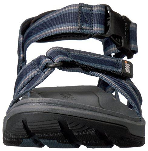 Myrer Menns Rio Striper Atle Sandal Marineblå Stripe