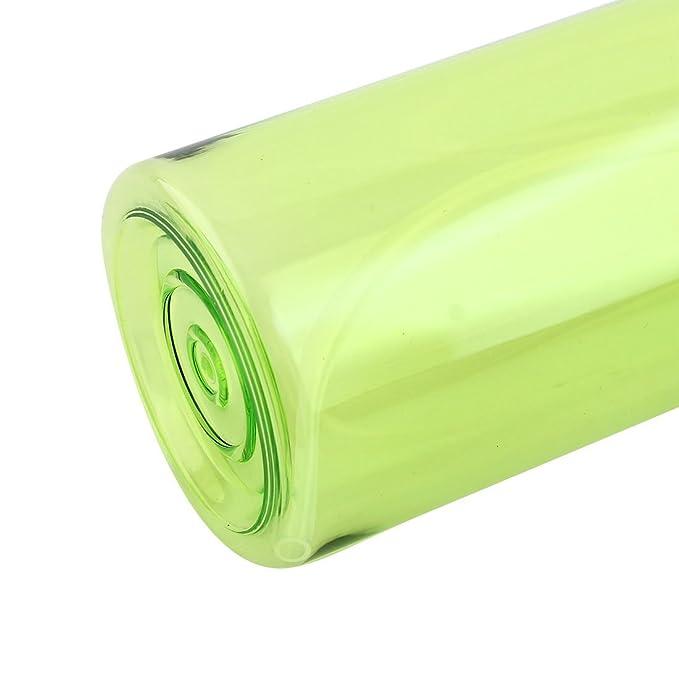 Amazon.com : eDealMax Botella Deportes plástico al aire Libre de agua de paja, portátil Taza jugo de frutas, Bicicleta de Cantina, 570ml Senderismo Caldera ...