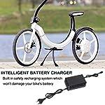 24V-16A-Caricabatterie-Adattatore-per-Bici-Elettriche-Adattatore-per-Bike-Alimentatore-per-Bike-Elettrico