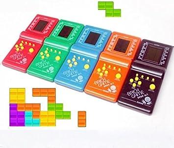 Amazon.es: Genérico Juego Tetris Juguete Electrónico