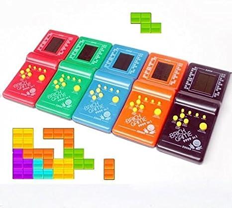 Amazon Es Generico Juego Tetris Juguete Electronico