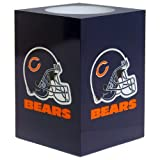 The Northwest Company NFL Chicago Bears Square Flameless Candle