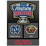 2007 Allstate Sugar Bowl - Notre Dame Fighting Irish vs. LSU Tigers