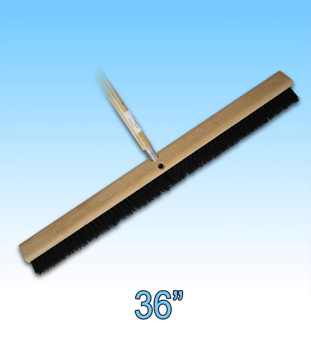 プッシュほうきヘッド ハンドルなし 36インチ B07JPJKMC7