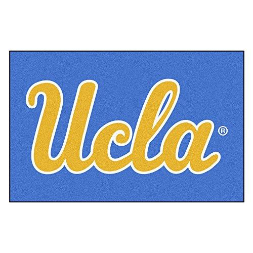 FANMATS NCAA UCLA Bruins Nylon Face Starter - Ucla Rug