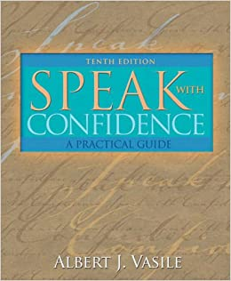 Vasile, Speak with Confidence: A Practical Guide | Pearson