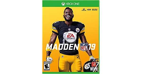 Amazon.com  Madden NFL 19 - Xbox One  Video Games 8f14aaae2
