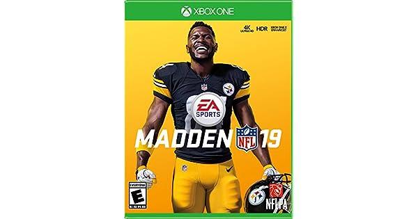 add5bf102c Amazon.com  Madden NFL 19 - Xbox One  Video Games