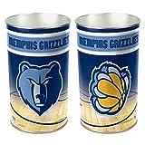 WinCraft NBA Memphis Grizzlies Wastebasket, Multicolor
