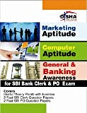 Computer, Marketing Aptitude and General Awareness with Banking for SBI Bank Clerk and PO exams