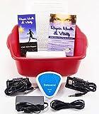 Best Detox Ionic Foot Baths - Ionic Detox Foot spa bath Chi Cleanse Unit Review