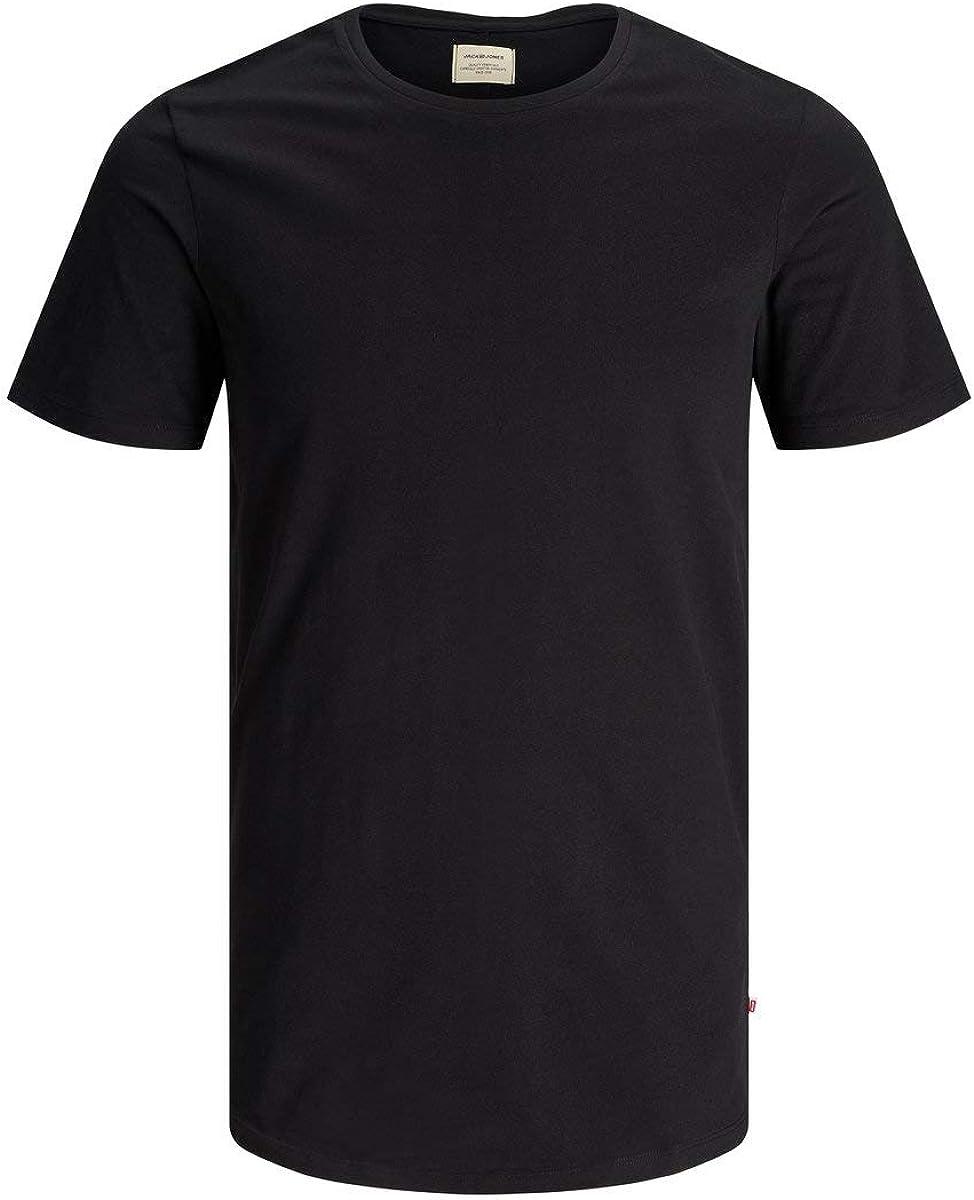 Jack & Jones Jjehugo tee SS Crew Neck Noos Camiseta para Hombre