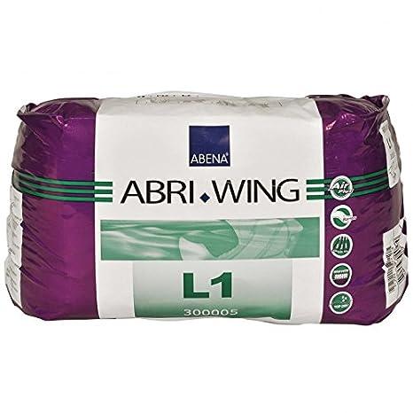 Pañales para adultos abri-Wing L1 grande - PZN 01927383 - (14 pcs)