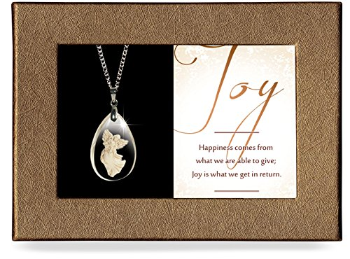 Joy Gift Boxed Pendant by Angel Star (Angelic Star Pendant)