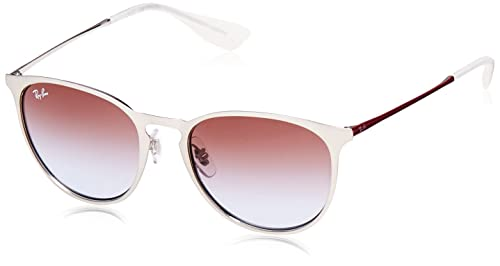 Amazon.com: Ray-Ban Erika metal rb3539 – 9079i8 Gafas de sol ...
