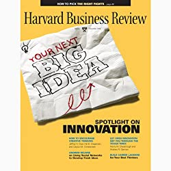 Harvard Business Review, December 2009