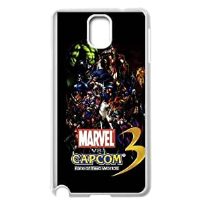 Samsung Galaxy Note 3 Cell Phone Case White Marvel Vs Capcom 3 Nahzj