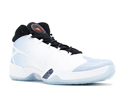 big sale e1e8c 4acfd Mens Air Jordan XXX Basketball Shoes White 811006-107 (10.5)
