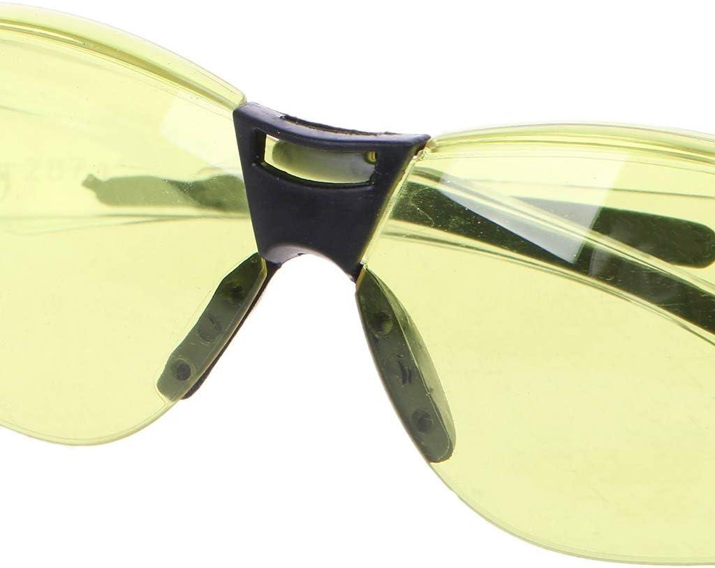 Yintiod UV-Schutz Schutzbrille Motorradbrille Lesebrille Anti Fog Brille