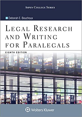 Legal research and writing for paralegals aspen college series legal research and writing for paralegals aspen college series kindle edition by deborah e bouchoux professional technical kindle ebooks fandeluxe Image collections