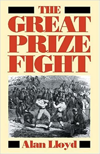 The Great Prize Fight by Alan Lloyd (2005-04-01)