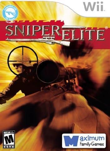 Sniper Elite - Nintendo Wii by Maximum Games: Amazon.es: Videojuegos