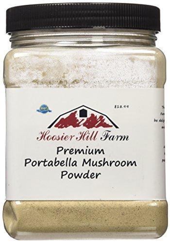 Hoosier Hill Farm Portabella Mushroom Powder, 4 oz