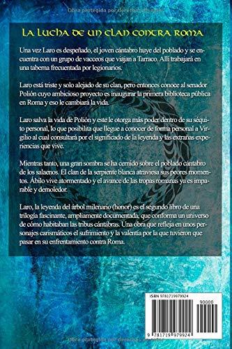 Laro, la leyenda del árbol milenario: Honor (Spanish Edition): Simón Hergueta: 9781719979924: Amazon.com: Books