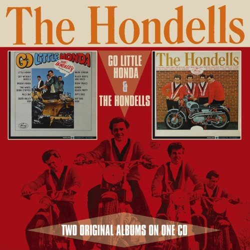 Go Little Honda/The Hondells (Best Motorcycle Deals 2019)