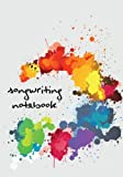 Songwriting Notebook : 7 by 10 and 104 Pages - With Lyric Line and Staff Paper (Songwriters Notebooks) Vol.5: Songwriting Notebook (Volume 5)