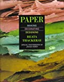 Paper, Beata Thackeray, 0823039269