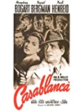 CASABLANCA MOVIE POSTER PRINT APPROX SIZE 12X8 INCHES