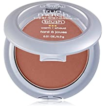 L'Oréal Paris True Match Super-Blendable Blush, Barely Blushing, 0.21 oz.
