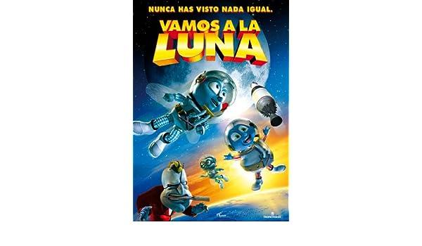 Amazon.com: Fly Me to the Moon (2D & 3D) (3D) [ NON-USA ...