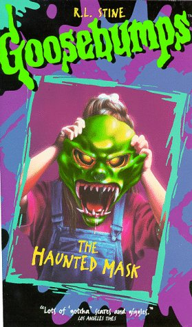 Goosebumps -The Haunted Mask [VHS] by 20th Century Fox