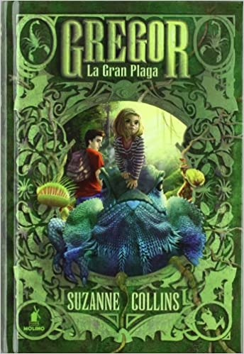 Amazon.com: Gregor 3 La Gran plaga (Spanish Edition) (9788427201859): Suzanne Collins, Molino: Books
