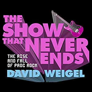 The Show That Never Ends Audiobook