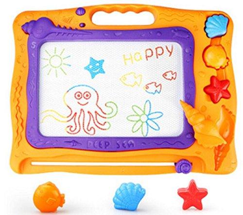 Zhahender Arts Crafts カラフルな落書きお絵かきボードおもちゃ 子供用 ライティングスケッチパッド   B07H5KTWBH
