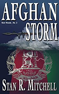 Afghan Storm by Stan R. Mitchell ebook deal