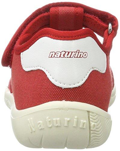 9104 Enfant Naturino Rouge De rot Sandales Fal001400056601 Sport Mixte wxqz8PO