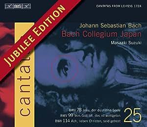 Bach, J.S.: V 25: Cantatas, Bwv 78, 99, 11
