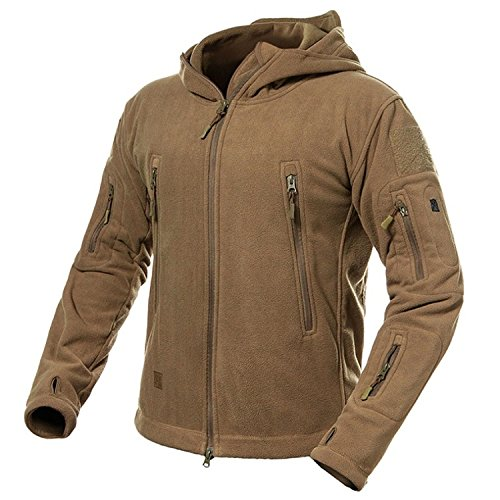 Casual Outerwear Mens Clothing - 4