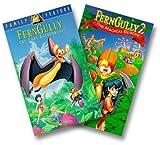 Rainforest Pack - FernGully 1 & 2 [VHS]