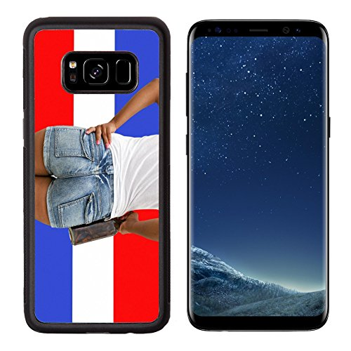 - Liili Premium Samsung Galaxy S8 Aluminum Backplate Bumper Snap Case IMAGE ID: 20301253 Holding a Mamajuana Bottle The Typical Dominican Republic Beverage Home Made of Roots